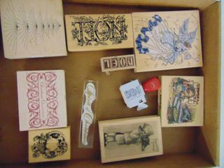 Miscellaneous Rubber Stamps 8
