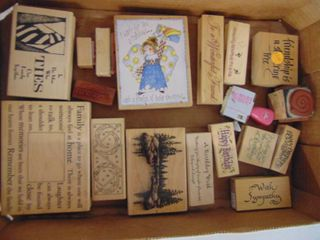 Miscellaneous Rubber Stamps 15