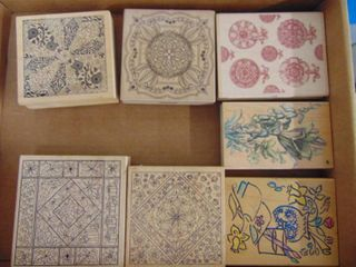 Miscellaneous Rubber Stamps 7
