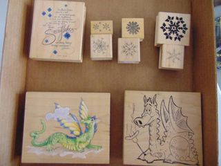 Miscellaneous Rubber Stamps 9