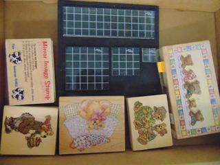 Miscellaneous Rubber Stamps 6