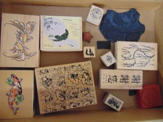Miscellaneous Rubber Stamps 10