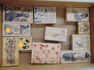 Miscellaneous Rubber Stamps 5