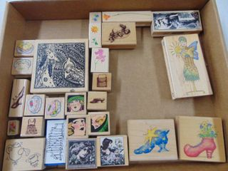 Miscellaneous Rubber Stamps 20