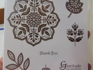 Stampin Up   Day of Gratitude   Unopened