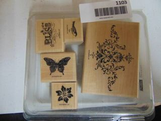 Stampin Up   Sale a Bration Bliss 5 of 5 Stamps
