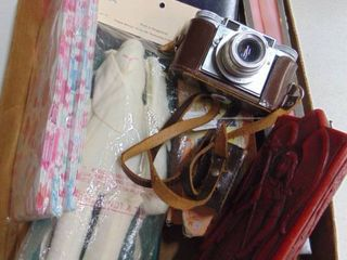 Paxette Camera and assorted Candles   Treat Bags