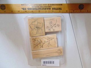 Stampin Up   Embrace life   4 of 5 Stamps