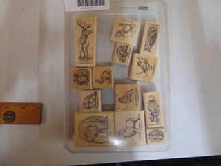 Stampin Up   Wildlife Reserve   12 of 14 Stamps