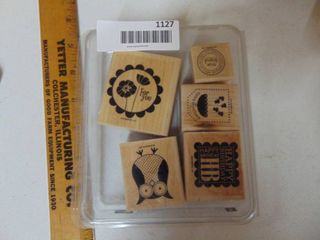 Stampin Up   Punc Bunch   Complete Set