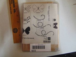 Stampin Up   Flight of the Butterfly   Complete