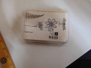 Stampin Up   Organic Grace   Complete   Unused