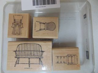 Stampin Up   Have a Seat   Complete