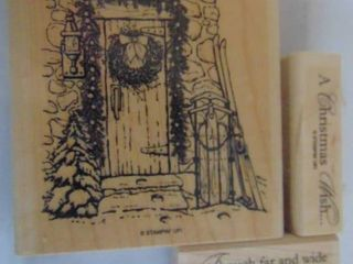 Stampin Up   Home for Christmas   Complete