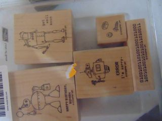 Stampin Up   lots of Bots   Complete