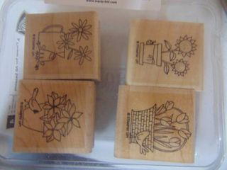 Stampin Up   A Flower for all Seasons   Complete