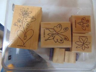 Stampin Up   Merci   Complete