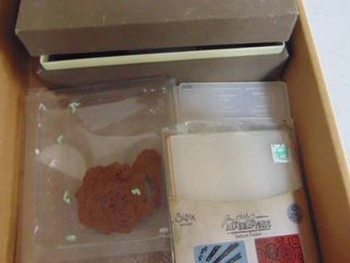 Miscellaneous Embossing lot