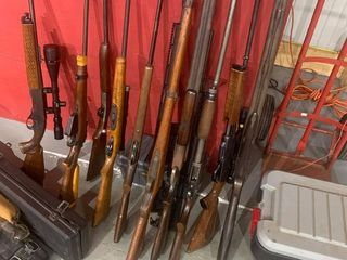 April 9th 2021 Guns & Ammo Auction