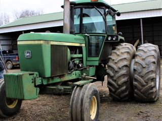 2 Day Farm Equipment & Tool Sale
