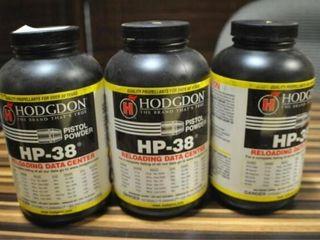 Hodgdon HP 38