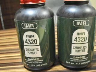 IMR 4320 Powder