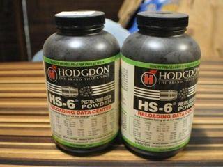 Hodgdon HS 6