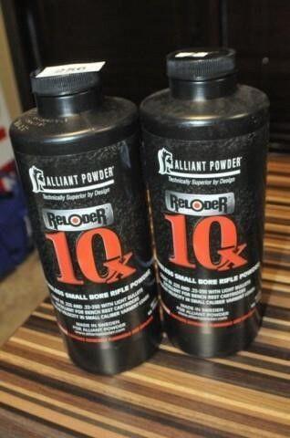 Alliant Reloder 10X