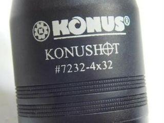 Konushot scope