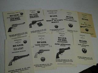 Ruger Manuals