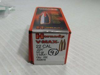 Hornady V Max Bullets
