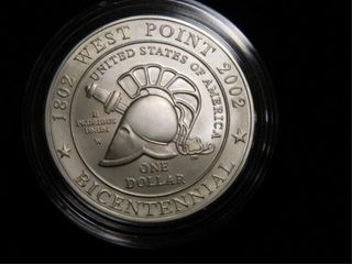 2002 US Military Academy Commemorative Coin