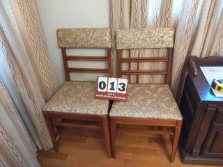 4 Matching Chairs