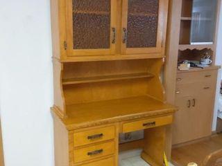 Desk w  Hutch Top
