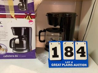Rival Coffee Maker
