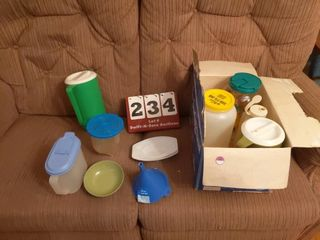 Plasticware  Sun Tea Jars