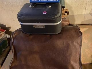 lot of Travel luggage