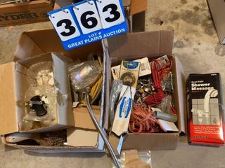 lot of Assorted Parts and Fixtures