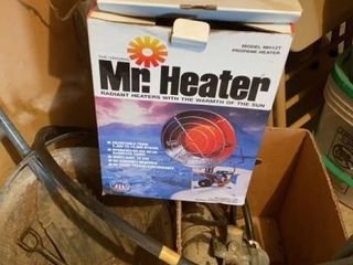 Mr  Heater  Fireplace Accessories  Assorted Items