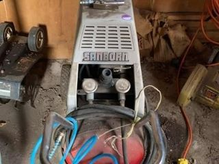 Sanborn Magna Force Air Compressor
