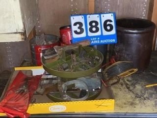 lot of Assorted Parts and Tools