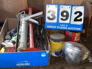 lot of Assorted Tools and Parts
