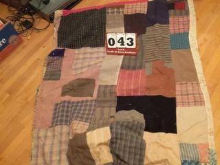 Small Antique Quilt