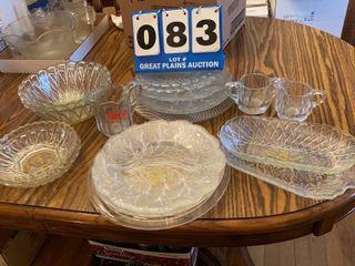 Moundridge Coop Creamery Glassware