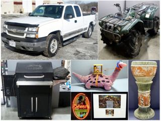 Browse, Bid, Win, And Repeat Combined Estate Auction