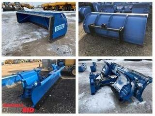 Snow Removal Equipment Auction