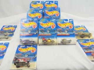Hot Wheels 2000 Variety of Series  12