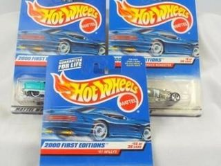 Hot Wheels 2000 First Editions  5