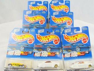 Hot Wheels 1999 Hot Rod Series  7