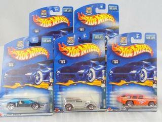 Hot Wheels 2002 Red line Series  5
